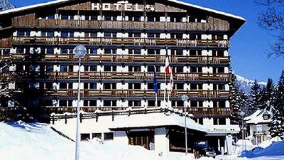 Hôtel le Prieuré – Chamonix
