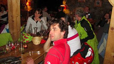 Chamonix – soirée trappeurs