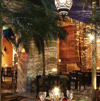 Riad Nejma – soirée Marocaine
