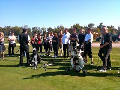 Activités Golf