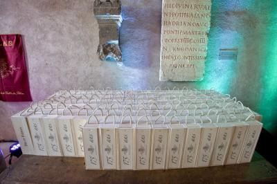 cadeau des «175 ans» de la maison Delas