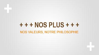 +++ Nos Plus +++