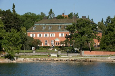 villa Pauli – estuaire de la Baltique