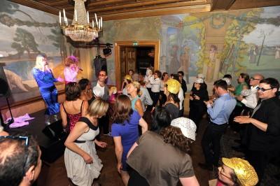 danse et open bar