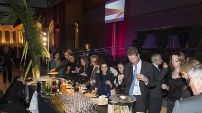 cocktail dînatoire par «Kaspia»