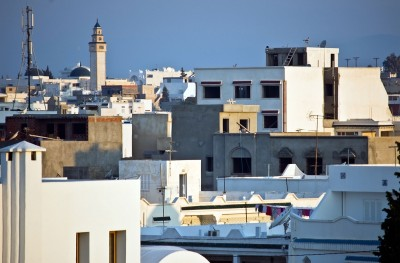 Tunisie durant la révolution – 80 pers