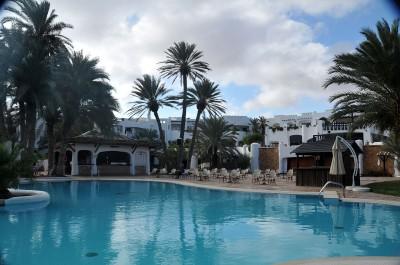 la piscine – hôtel Odyssée