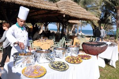 buffets: variété et qualité